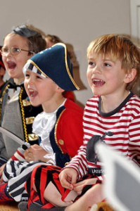 Children's Entertainer for Pirate Parties